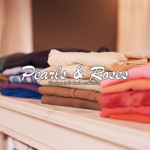 Pearls & Roses